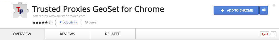 how to add trusted site to chrome