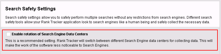 Proxies for Search Engine Scraping